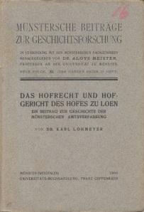 Lange tijd bepaalde dit boek ook het beeld over de horigheid in Oost-Gelderland.